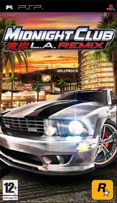 Descargar Midnight Club Los Angeles Remix [Spanish] por Torrent
